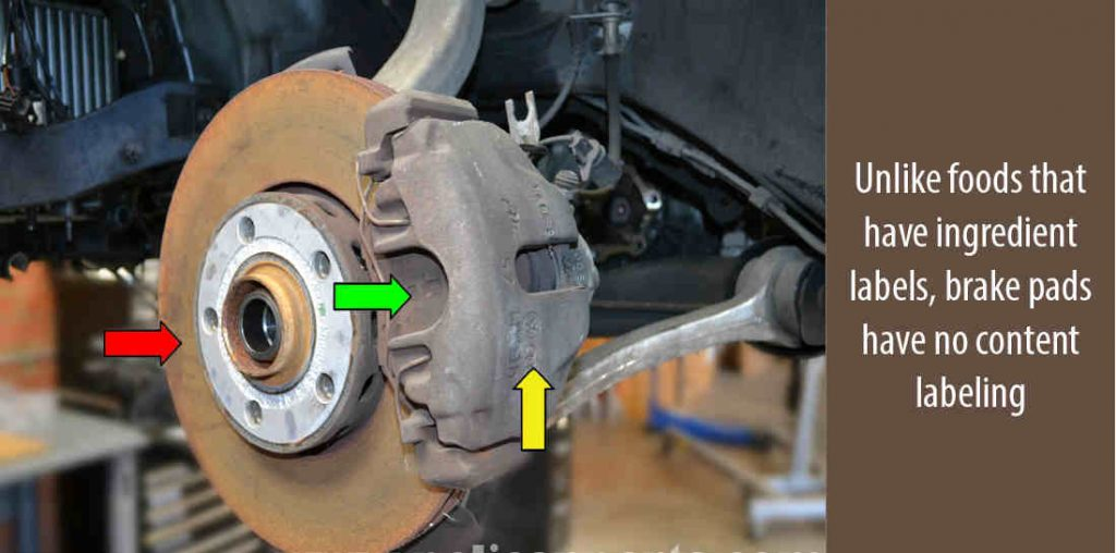 How to choose brake pads