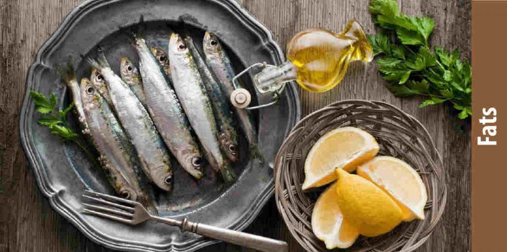 Fats: how to eat canned sardines